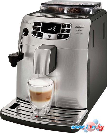 Эспрессо кофемашина Saeco Intelia Deluxe [HD8888/19] в Могилёве