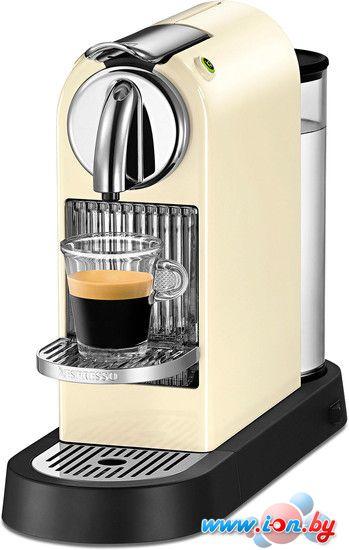 Капсульная кофеварка DeLonghi Citiz EN 166.CW в Могилёве