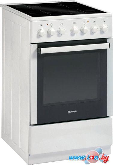 Кухонная плита Gorenje EC52203AW N в Могилёве