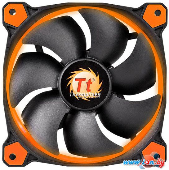 Кулер для корпуса Thermaltake Riing 12 LED Orange (CL-F038-PL12OR-A) в Могилёве