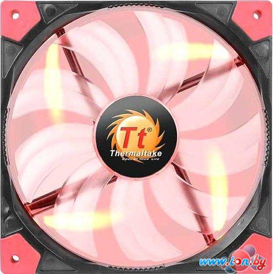 Кулер для корпуса Thermaltake Luna 14 Slim LED (красный) [CL-F036-PL14RE-A] в Могилёве