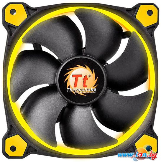 Кулер для корпуса Thermaltake Riing 14 LED Yellow (CL-F039-PL14YL-A) в Могилёве
