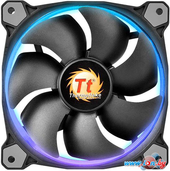 Кулер для корпуса Thermaltake Riing 12 LED RGB [CL-F042-PL12SW-A] в Могилёве