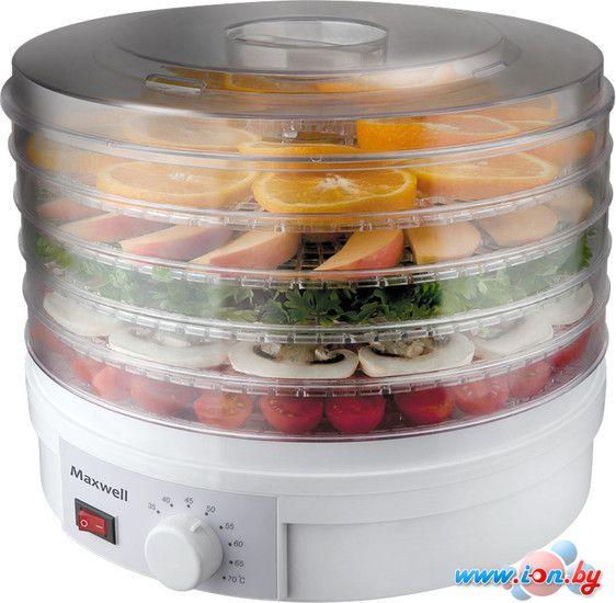 Сушилка для овощей и фруктов Maxwell MW-3852 W в Могилёве