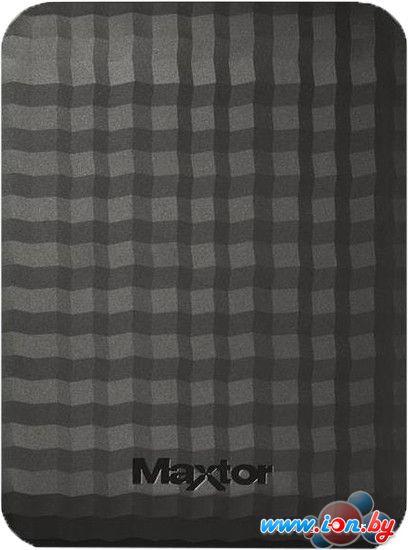 Внешний жесткий диск Maxtor M3 Portable 500GB [HX-M500TCB/GM] в Могилёве