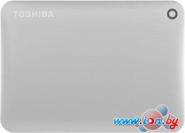 Внешний жесткий диск Toshiba Canvio Connect II 3TB Satin Gold (HDTC830EC3CA) в Могилёве