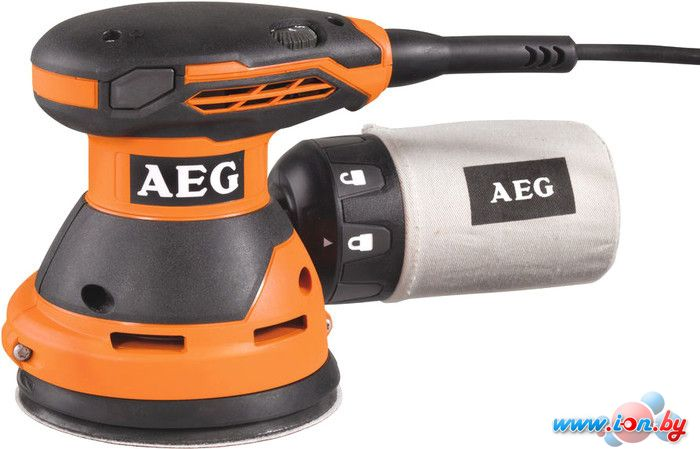 Эксцентриковая шлифмашина AEG EX 125 ES в Могилёве