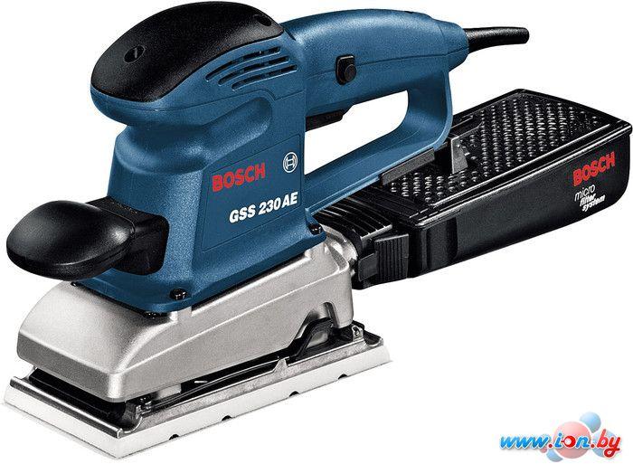 Виброшлифмашина Bosch GSS 230 AE Professional (0601292670) в Могилёве