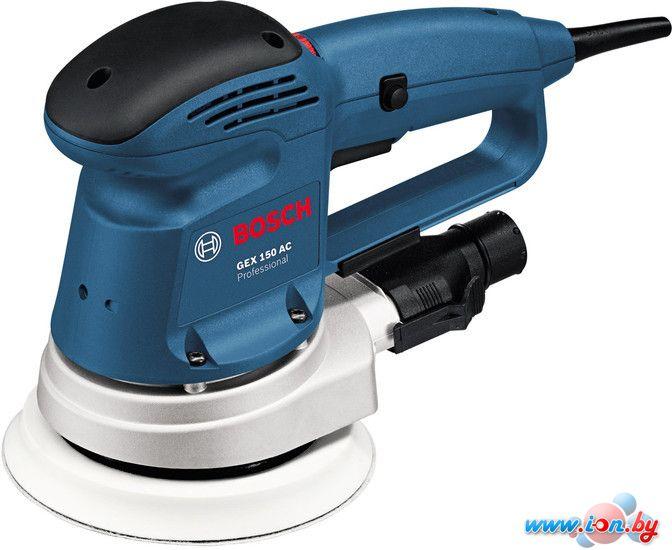 Эксцентриковая шлифмашина Bosch GEX 150 AC Professional [0601372768] в Могилёве