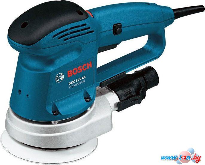 Эксцентриковая шлифмашина Bosch GEX 125 AC Professional (0601372565) в Могилёве