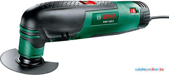 Мультифункциональная шлифмашина Bosch PMF 190 E Set (0603100502) в Могилёве