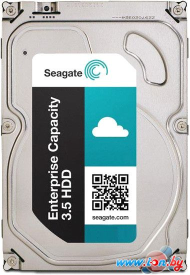 Жесткий диск Seagate Enterprise Capacity 4TB [ST4000NM0035] в Могилёве