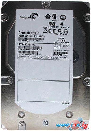 Жесткий диск Seagate Cheetah 15K.7 450GB (ST3450857FC) в Могилёве