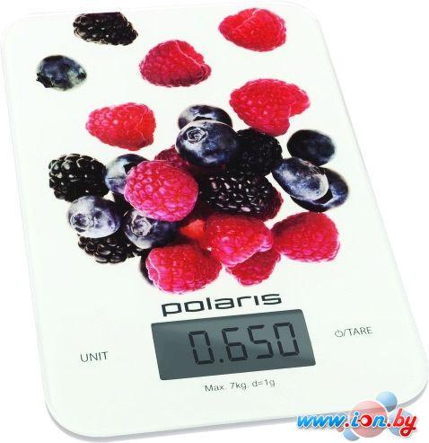 Кухонные весы Polaris PKS 0740DG Berries в Могилёве