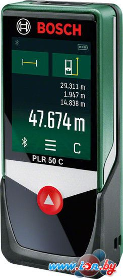 Лазерный дальномер Bosch PLR 50 C [0603672220] в Могилёве