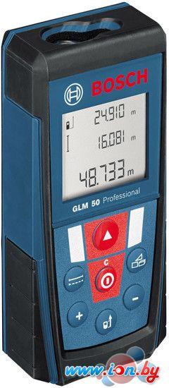 Лазерный дальномер Bosch GLM 50 Professional (0601072200) в Могилёве