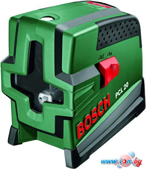 Лазерный нивелир Bosch PCL 20 Set (0603008221) в Могилёве