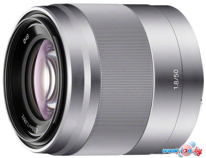 Объектив Sony E 50mm F1.8 OSS (SEL50F18) в Могилёве