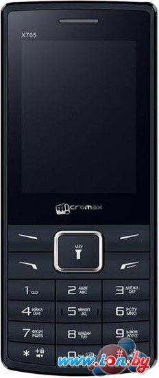 Мобильный телефон Micromax X705 Black в Могилёве