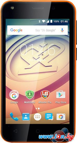 Смартфон Prestigio Wize L3 Orange [PSP3403DUO] в Могилёве