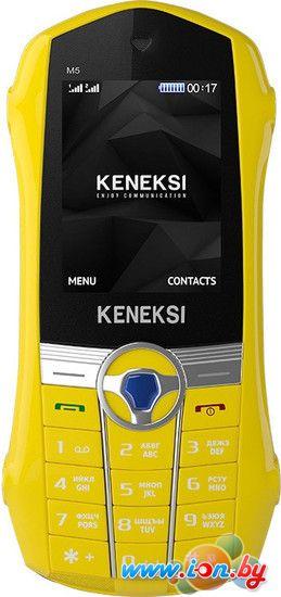 Мобильный телефон Keneksi M5 Yellow в Могилёве