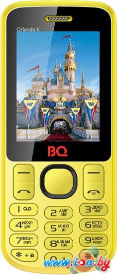 Мобильный телефон BQ Orlando II Yellow [BQM-2403] в Могилёве