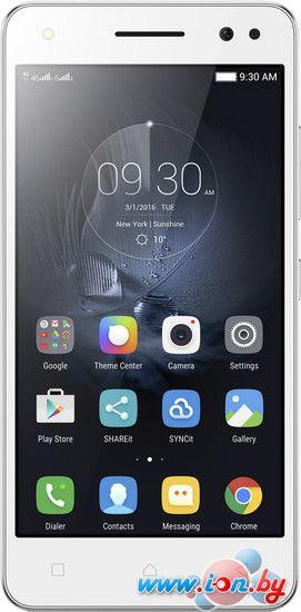 Смартфон Lenovo Vibe S1 Lite Matte White в Могилёве