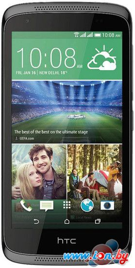 Смартфон HTC Desire 526G Dual Sim 8GB Stealth Black в Могилёве