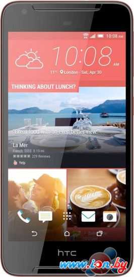 Смартфон HTC Desire 628 dual sim Sunset Blue в Могилёве