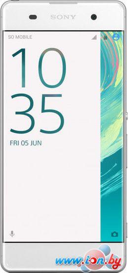 Смартфон Sony Xperia XA White в Могилёве