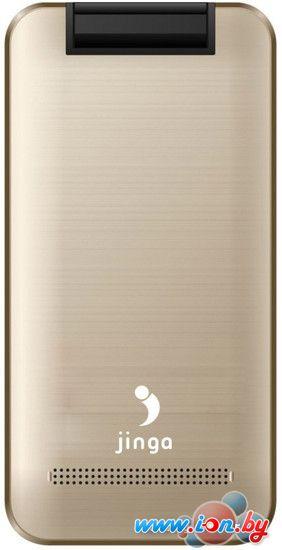 Мобильный телефон Jinga Simple F500 Gold в Могилёве