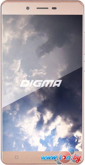 Смартфон Digma Vox S502F 3G Gold в Могилёве