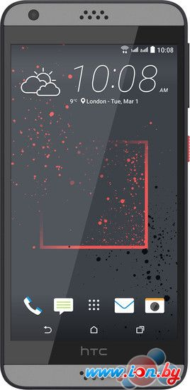 Смартфон HTC Desire 630 dual sim Grey в Могилёве