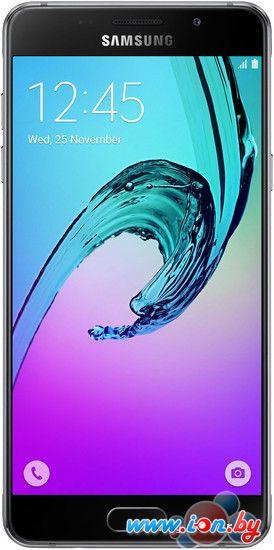 Смартфон Samsung Galaxy A5 (2016) Black [A510F/DS] в Могилёве