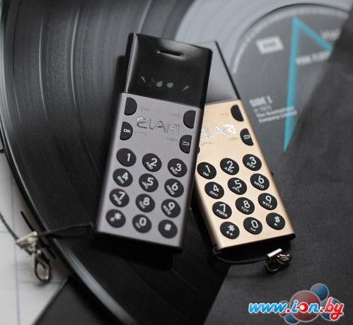 Мобильный телефон Elari Nanophone Silver в Могилёве