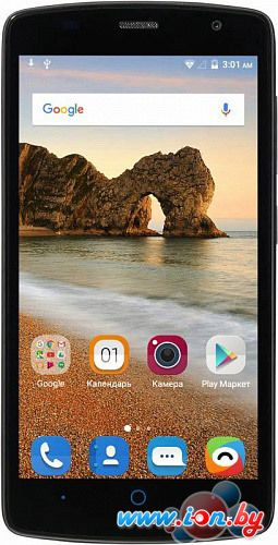 Смартфон ZTE Blade L5 Plus Black в Могилёве
