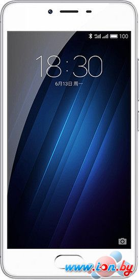 Смартфон MEIZU M3s 32GB Silver в Могилёве