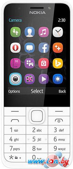 Мобильный телефон Nokia 230 Dual SIM Silver в Могилёве