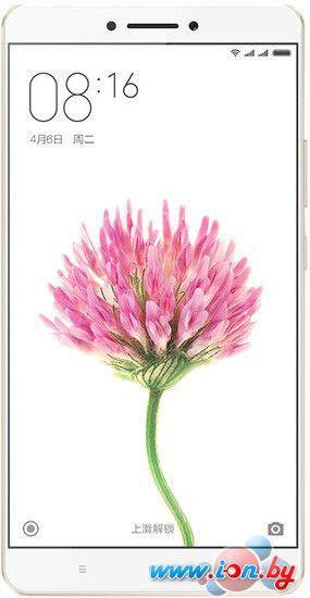 Смартфон Xiaomi Mi Max 16GB Gold в Могилёве