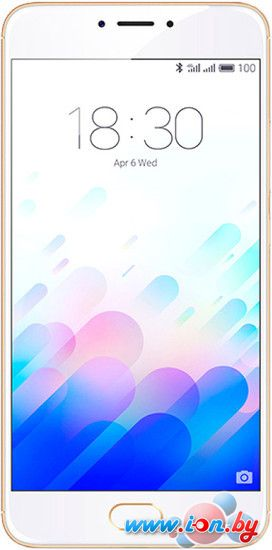 Смартфон MEIZU M3 Note 16GB Gold в Могилёве