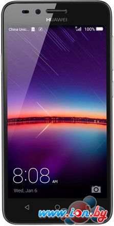 Смартфон Huawei Y3II 3G Obsidian Black в Могилёве