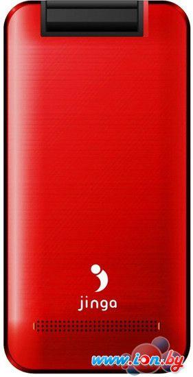 Мобильный телефон Jinga Simple F500 Red в Могилёве