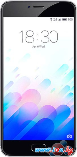 Смартфон MEIZU M3 Note 16GB Gray в Могилёве