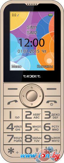 Мобильный телефон TeXet TM-B330 Beige в Могилёве