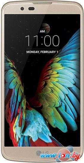 Смартфон LG K10 LTE Gold [K430ds] в Могилёве