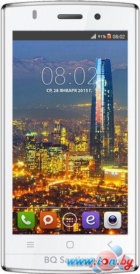 Смартфон BQ-Mobile Santiago White [BQS-4505] в Могилёве