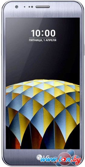 Смартфон LG X cam Titan Silver [K580DS] в Могилёве