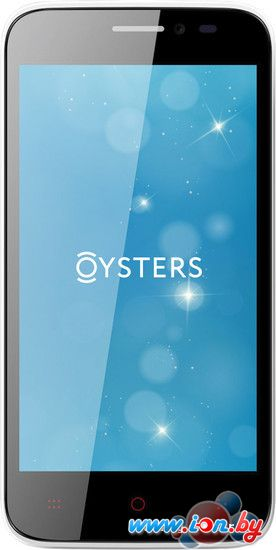 Смартфон Oysters Atlantic V White в Могилёве