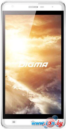 Смартфон Digma Vox S501 3G White в Могилёве