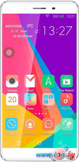 Смартфон Ginzzu S5040 White в Могилёве